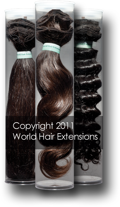 Remy and Virgin Indian hair extensions