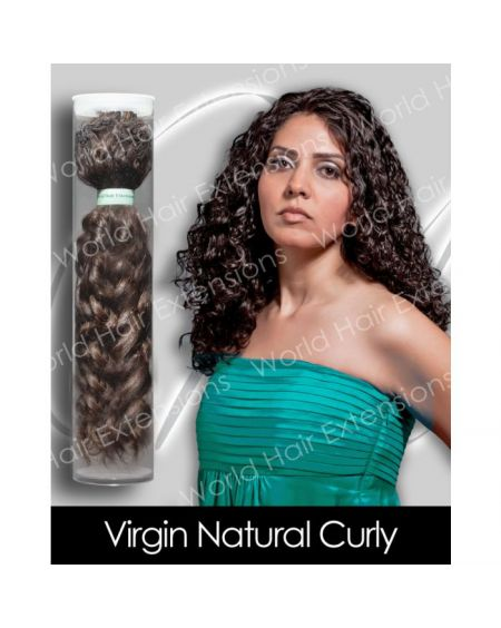 Remy Indian Curly Lace Frontal Hair Piece